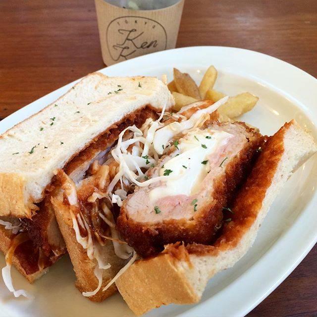 "@checo_o on Instagram: ""気になってたサンドイッチとソーダのお店でランチ◡̈⃝♩…"" (59856)"