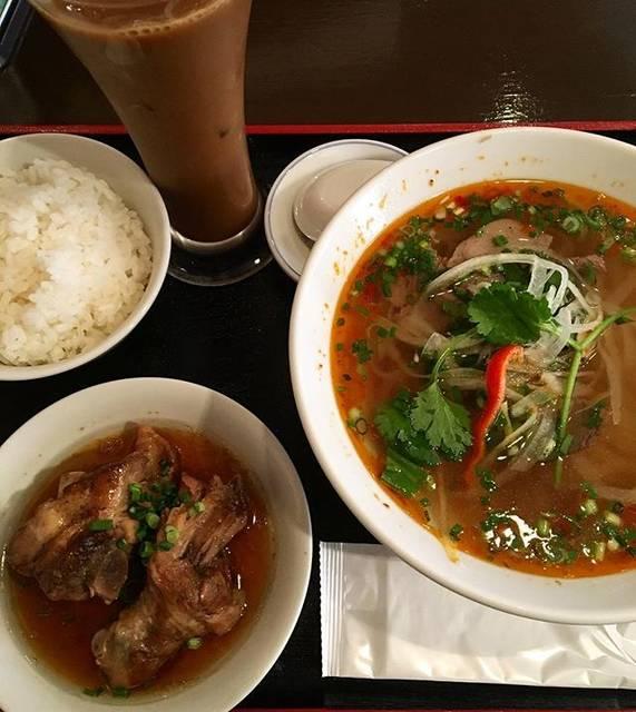 """Ryo Fujikawa on Instagram: """"驚きの美味さ。ベトナム料理なめてたわ…#lunch #昼ごはん #pho"""" (59989)"""