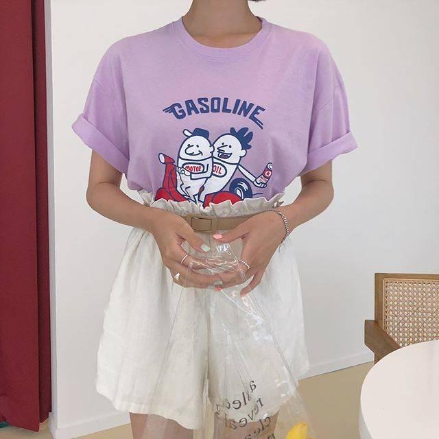"@lalabong_jp on Instagram: "". 可愛いながらもすっきりと着る良いコーディネート💜 今週 アップデート!♥🎶 . . #lalabong #lalabongjp#fashion #daily #coordinate #dailylook #dailypic #ootd #ゴゴシング #ゴゴシン…"" (60061)"