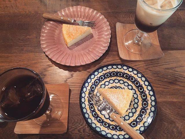 "Honoka Matsumoto on Instagram: ""・・らるきい🍝☞キラキラカフェとねりこ☕️・ナチュラルでほんとに素敵な空間でした💐・#キラキラカフェとねりこ#チーズケーキ#被写体の良さがすごい#素敵な空間でゲスな話をする#福岡カフェ巡り #福岡カフェ部#福岡カフェ #赤坂カフェ#카페 #카페스타그램"" (61170)"