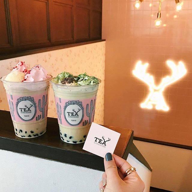 アルフレッド ティー ルームさんはInstagramを利用しています:「日本のためのスペシャルドリンク✨✌️Our specialty drinks made *exclusively* for Japan! ✨🍵 #teayesyoumaybe®」 (62067)