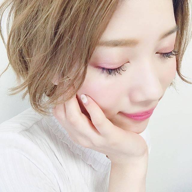 """清 舞花(kiyoshi maika) on Instagram: """"· · · · 💗❤️💗❤️💗❤ ·️ 青みピンクのリップ久々かも♪♪ 私のパーソナルカラー的には似合わへんやつ😋笑 #今日のメイク #ピンク #美容師の休日 · · · · #selfie #セルフィー #like4like #snow #ピンクメイク #夏メイク…"""" (63938)"""
