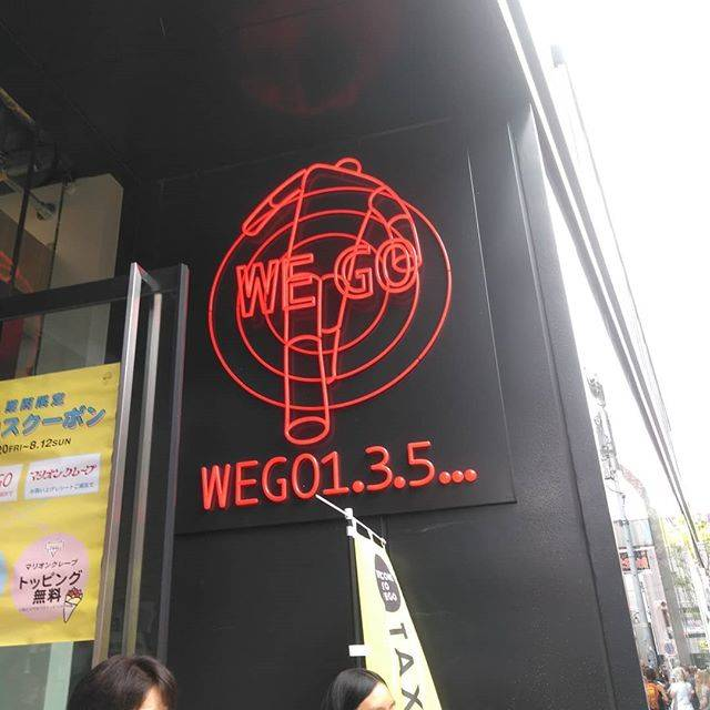 "yuu on Instagram: ""#原宿#WEGO135"" (64576)"