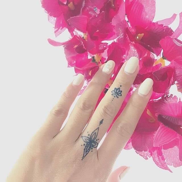 """インクボックス ジャパン on Instagram: """"フリーハンドインク再入荷してます☺️▫️▪️'フリーハンドインク'📷 @moea.okinawa▫️#inkbox #inkboxlove #freehandtattoo"""" (65117)"""