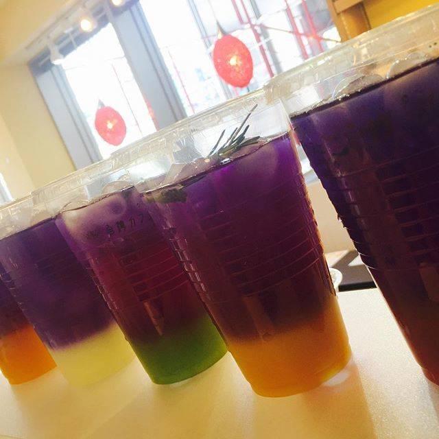 """台湾カフェZen on Instagram: """"#台湾カフェ  Zenは12月31日、1月1日お休みです☃️ 1月2日より営業開始です🎍#原宿 #バタフライピー #cafe #写真"""" (65171)"""