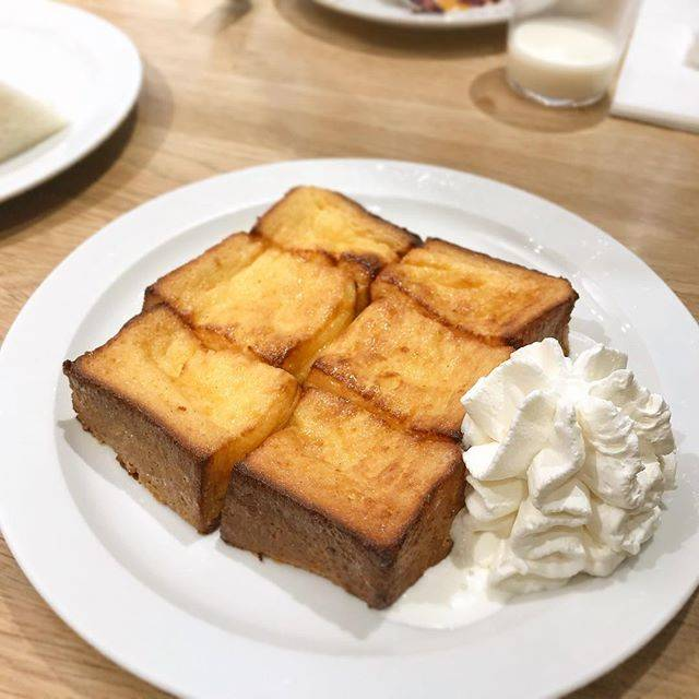 "Pigging Out Everyday🐽 on Instagram: ""This French toast 😇💕"" (66661)"