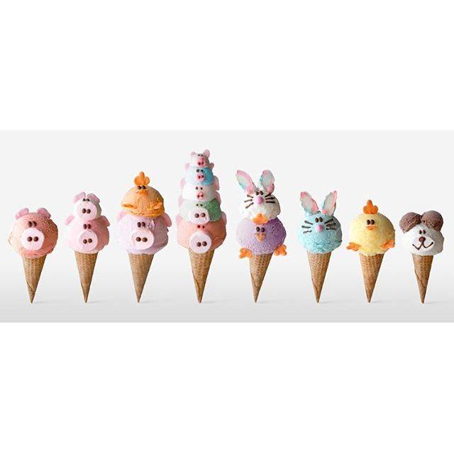 """EISWELT GELATO HARAJUKU on Instagram: """"お店は東京のトレンド発信地""""原宿竹下通り""""にオープンします。 OPENは9月13日(木) 11:00~ Cuteなアニマル達がお待ちしております! 🐷🐻🐰🐥🐸❤️ 🐷🐻🐰🐥🐸 東京都渋谷区神宮前1-8-5 1F Open: 10:00~20:00  #EISWELTGELATO…"""" (67062)"""