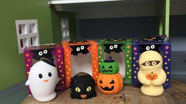 "Toy Tiny Blog 💕 on Instagram: ""Halloween @mothergarden_squeeze squishies! 👻  #sirotan #sirotanjapan #sirotansquishy #mothergarden #mothergardensquishy  #squishy…"" (68443)"