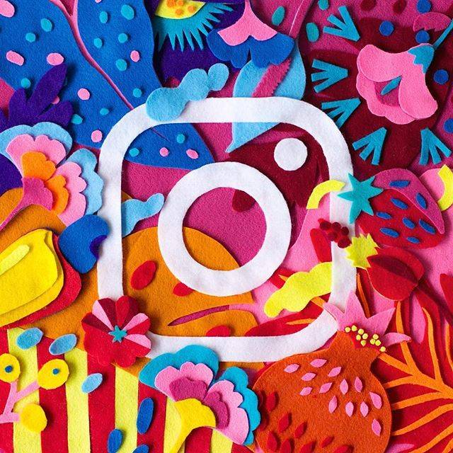"Instagram on Instagram: ""Photo by @naima.almeida  During Carnival in Brazil, artist Naíma Almeida (@naima.almeida) spent five days designing and hand-cutting 190…"" (69302)"