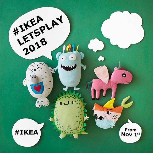 """IKEA JAPAN on Instagram: """"夢中になって遊ぼう!#IKEALETSPLAY2018 投稿キャンペーン開催。 ・…"""" (69570)"""