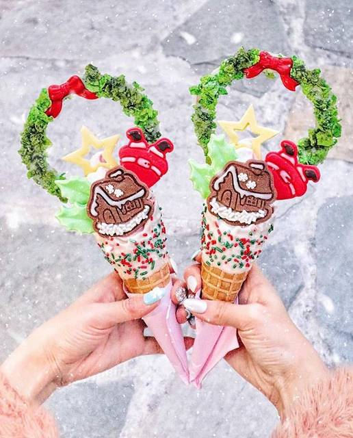 """Eddy's IceCream on Instagram: """"❤️💚❤️💚❤️💚❤️@sweets__nano Thank you for the nice post💝"""" (70684)"""