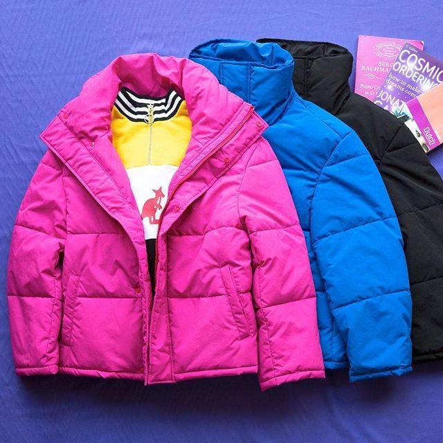 "WEGO on Instagram: ""✔︎big padding jacket¥6,990+tax#wego#ウィゴー#ladies#レディース#fashion"" (70704)"