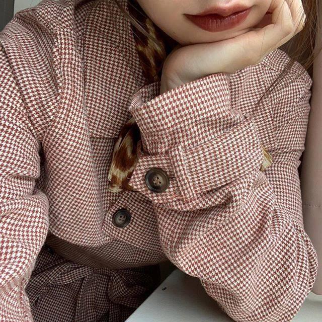 "natsuki on Instagram: ""brown lips 🥀.#コーラポップ が欲しかったんだけどなかなか買えなくて似てるの探したら好みの色見つけた🏹!viseeの004 warm nightて色🚢❤︎."" (71968)"