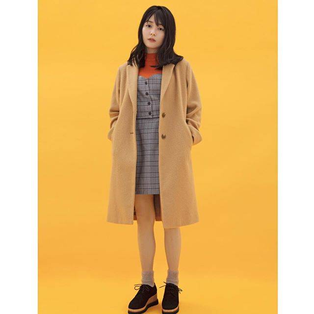 "WEGO on Instagram: ""-WEGO WINTER SALE-MAX70% OFF!!✔︎chester coat ¥4,990→¥2,495+tax@rinka_kumada0223#wego#ウィゴー#ladies#wintersale"" (72232)"