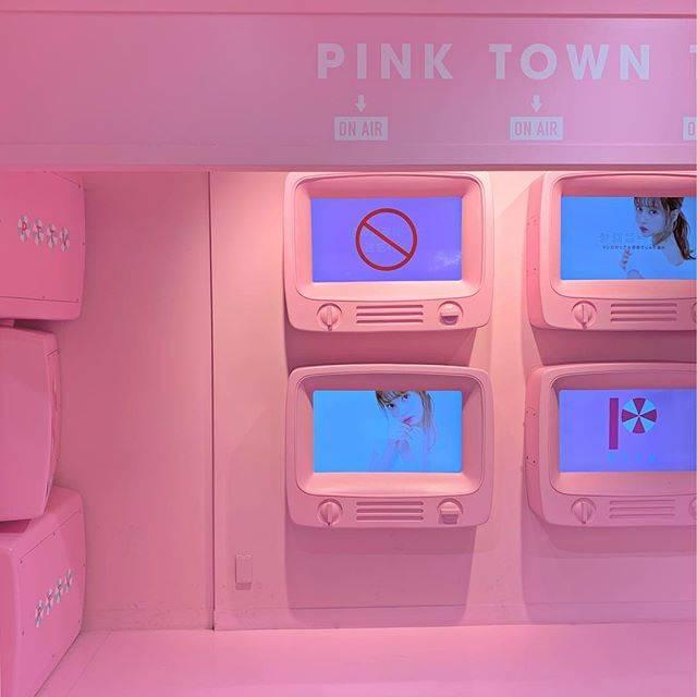 "minami on Instagram: ""可愛すぎん?#pink #インスタ映え #ピンク #ピンク好きな人と繋がりたい #instagood  #morerumignon #イクスピアリ #instalike #0119 .♥"" (73026)"
