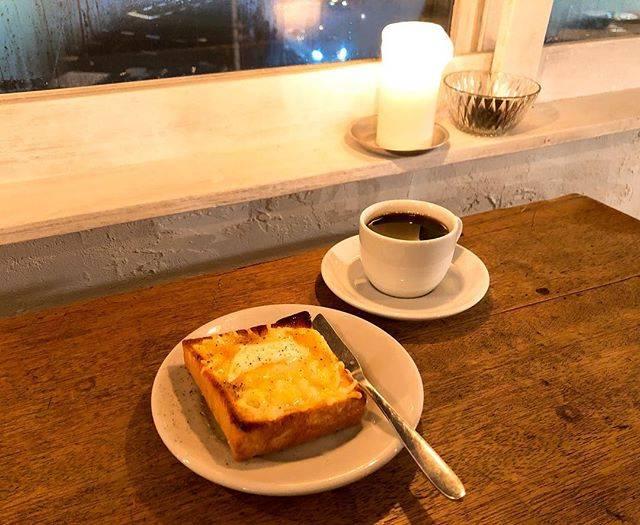 "masamickey☆ on Instagram: ""東京・新宿御苑前のMOON mica takahashi COFFEE SALON☆★☆ . どうしても大好きなはちみつチーズトーストが食べたくて笑......トーストが始まる日に今年最初の月の店へ🌙…"" (73748)"