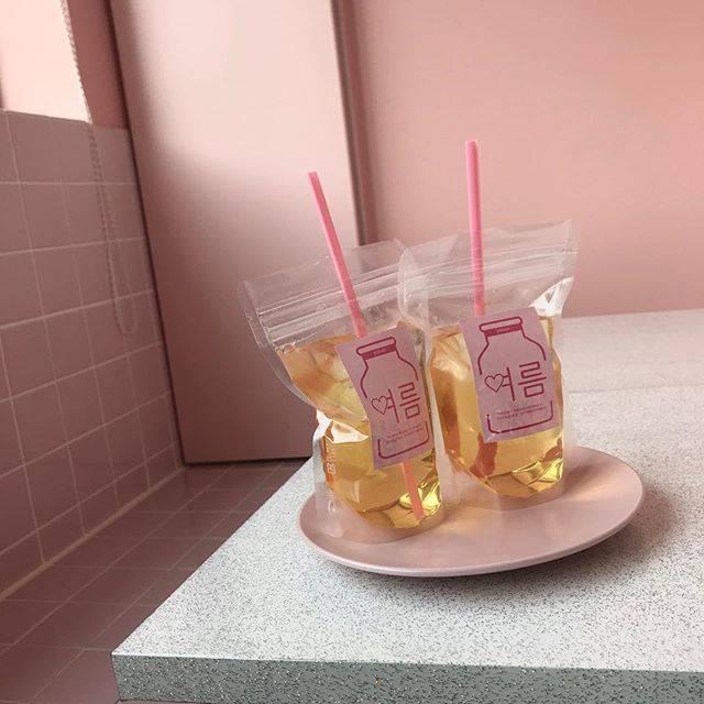 """🦋 미즈키 on Instagram: """"여름..#cafeyolum #ヨルムカフェ #カフェヨルム"""" (74405)"""