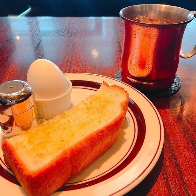 """KAZUKI on Instagram: """". モーニング☺︎ . インフルやらフットサルやらで2週間ぶりの星乃珈琲店☕️ . 家だとだらだらしちゃうけど、ここだと集中していろいろできる(^^) . #星乃珈琲店 #札幌 #カフェ #珈琲 #coffee #札幌カフェ #モーニング #morning…"""" (74414)"""