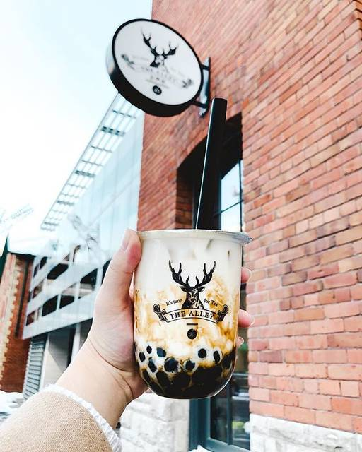 """Dezleigh Teodosio on Instagram: """"Bubble tea game in Toronto is too strong 👌🏼"""" (75841)"""