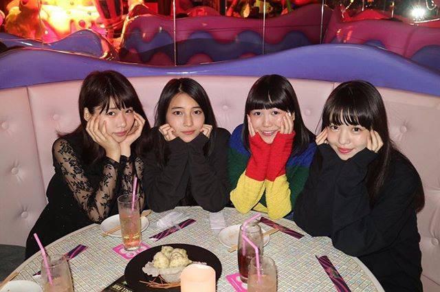 "☺︎横田真悠(YOKOTA MAYUU) on Instagram: ""#❤️💛💚💙💜💗 #まいめん"" (76559)"