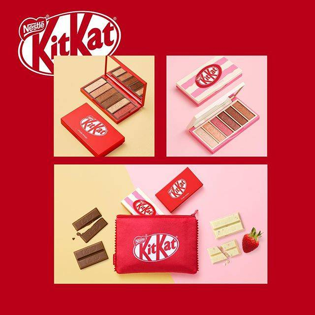 "에뛰드하우스 공식 계정입니다. on Instagram: "". [ETUDE HOUSE] Play Color Eyes Mini Kit #KitKat Original & Strawberry Tiramisu🍫 . The special set consists of Play Color Eyes Mini, soft…"" (76616)"