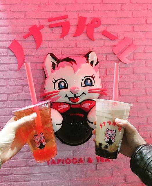 "Ayane on Instagram: ""たぴ🥤 in アメ村#大阪 #アメリカ村 #ノナラパール #タピオカ"" (76869)"