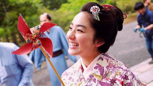 """@tairayuna_fan on Instagram: """"#平祐奈 #tairayuna #立花登青春手控え #👘 #着物 #日本髪 #美少女 ✳︎"""" (77471)"""