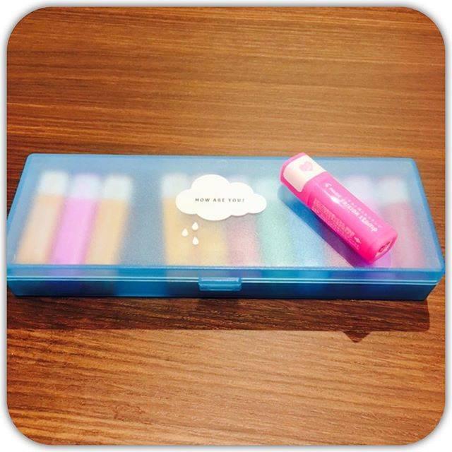 ■プラスチックペンケース