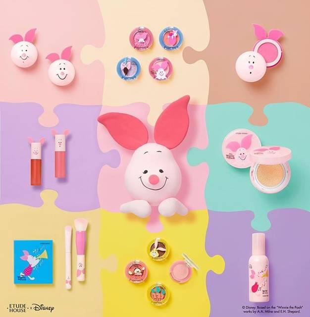 "ETUDE HOUSE Taiwan on Instagram: ""小豬和你一起迎新年🎉眾所豬目的Happy with Piglet來了👀快告訴小編你最想收藏是什麼吧🙋#etudehousetaiwan #happywithpiglet #小編情不自禁地全包了#一人一豬 #迎豬年"" (79468)"
