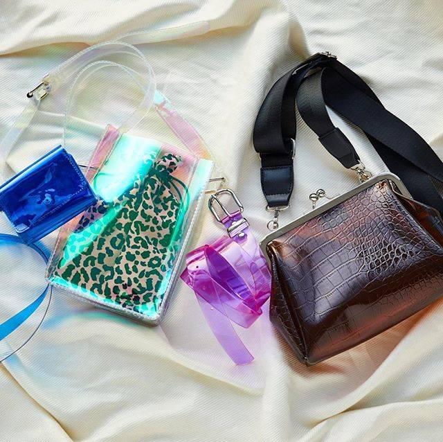 """WEGO on Instagram: """"✔︎clear items ¥790+tax〜#wego#ウィゴー#ladies#レディース#fashion#clear"""" (80108)"""