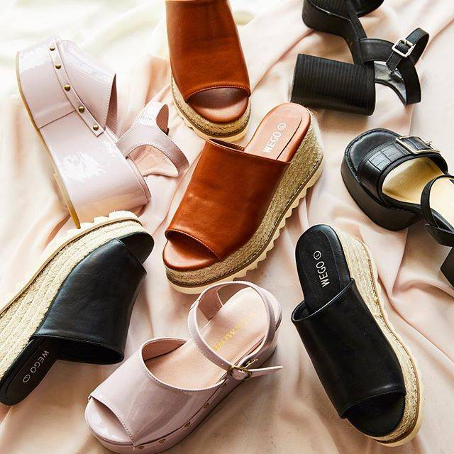 "WEGO on Instagram: ""✔︎sandals ¥3,990+tax #wego#ウィゴー#ladies#レディース#fashion#sandals"" (80116)"