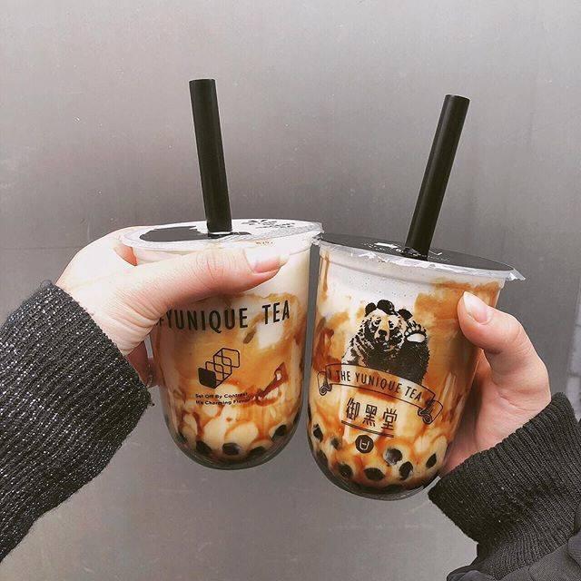 """あきな on Instagram: """"タピタピ♡  #原宿#表参道 #御黒堂 #タピオカ #黒糖…"""" (80282)"""
