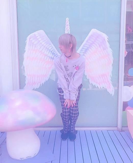 "BISUKO EZAKI/江崎びす子 on Instagram: ""🦄☁️🦄☁️🦄#ユニコーンランド#unicornland#ユニコーンランド原宿"" (80389)"