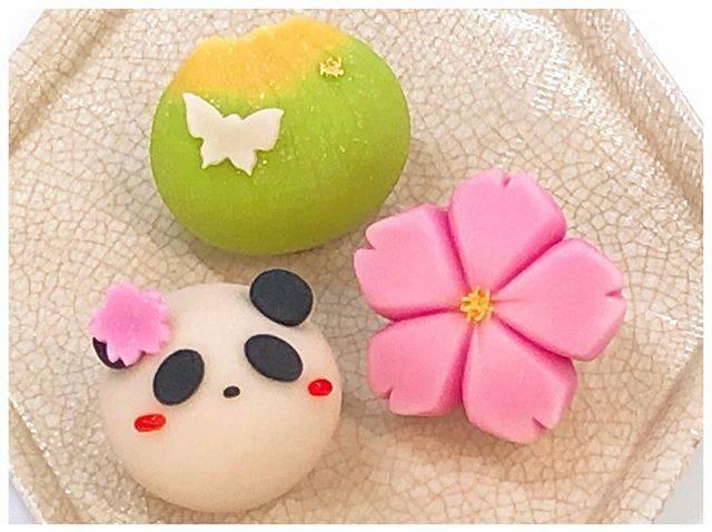 """老泉 翔太 / Shota Oizumi on Instagram: """"春の上生菓子手作り体験♪ ご無沙汰しております🙌 本日は「Cafe&Guesthouseもやいや」 @moyaiya_house さんで、 和菓子のワークショップを行いました😊✨ ・ 全て練切(ねりきり)製で、 「お花見パンダさん(チョコ餡)」…"""" (81023)"""