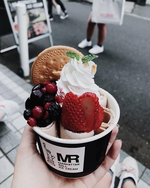 """@mayasakuragray on Instagram: """"roll ice cream is the best kinda ice cream 🍦"""" (81426)"""