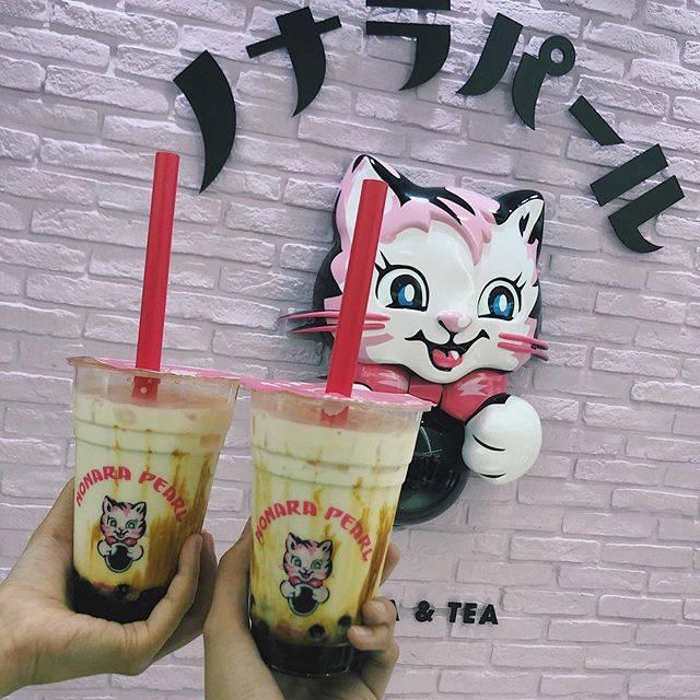"""saeko on Instagram: """".もちゃもちゃの大粒でちゃんと味付いてて美味しいかった 🐈.....#ノナラパール#名古屋タピオカ#いいねした人で気になった人フォロー#いいね返し#lfl#l4l"""" (82402)"""