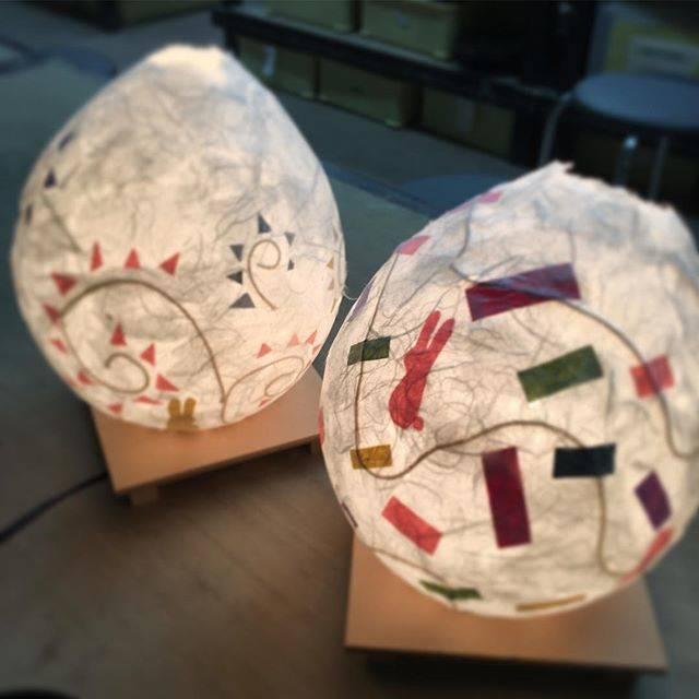 """ゆう工房 名古屋栄 on Instagram: """"本日の照明体験のお客様作品です♪細かな装飾が綺麗ですね!こっそり隠れているうさぎも可愛いです🐇 #ゆう工房#うつわ#食器#名古屋栄教室#名古屋#名古屋栄#ceramics…"""" (82589)"""
