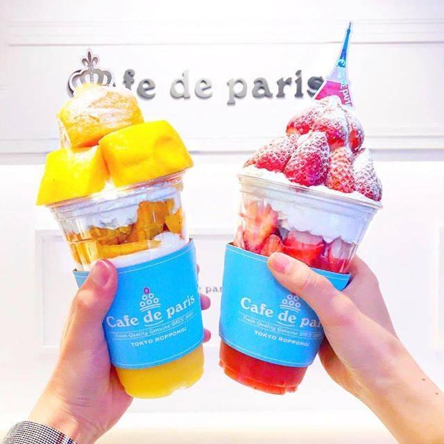 """Cafe de paris JAPAN  カフェ ド パリ on Instagram: """"平成最後の初上陸🌟 . 「平成最後の『日本初上陸』」を果たしたカフェドパリですが… 明日、「令和最初の『大発表』」を行います❗️✨ . どんな発表になるのか…⁉️ こちらの公式アカウントをぜひチェックしてくださいね❗️👀✨ . . . . . Repost:…"""" (83782)"""