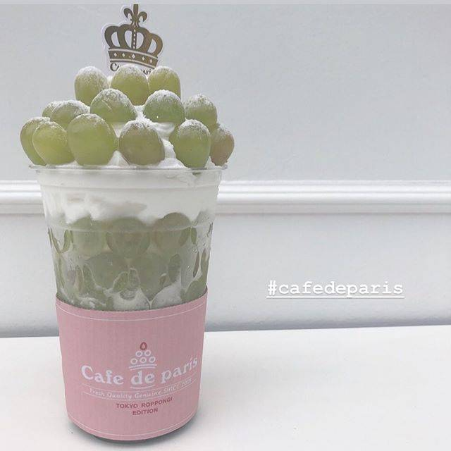 """優 菜 on Instagram: """"・・・#cafedeparis #アーカイブ"""" (83788)"""
