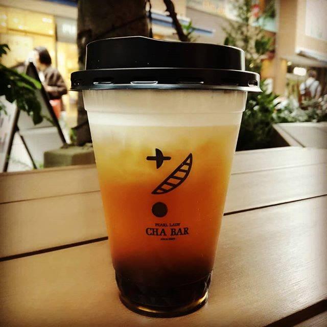 """@kokekonkon on Instagram: """"#pearllady茶bar #クリーム蜜烏龍茶"""" (83812)"""