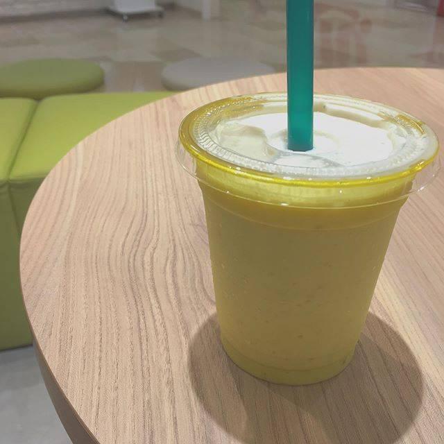 """@ayano_____tm on Instagram: """"気になってた所🍌もったりしてて美味しい〜🍌・・・#ミバショウ #バナナジュース #豆乳"""" (84016)"""