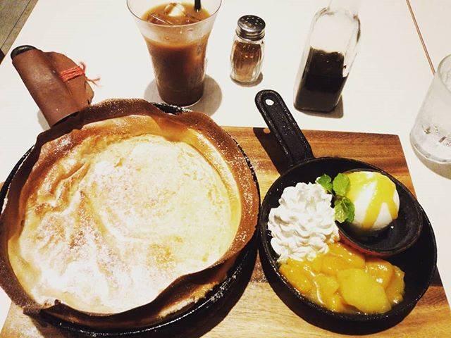 """おん on Instagram: """"Twitterより再掲載、MIZU cafe PRODUCED BY Cleansuiの パンネクック マンゴートロピカル(仮)(っ´ω`c)🥞…"""" (85039)"""