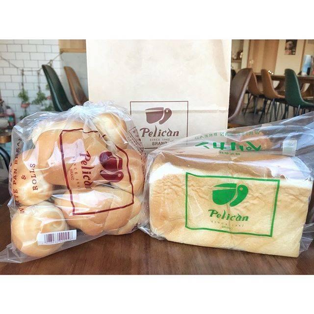 """💗ベガ 💗 on Instagram: """"ペリカンのパン🍞🥐🥖 大好きワン😋🐶🐶☕️💕 * 2019/04/12 金曜日  #ペリカンの食パン #ペリカンのパン #浅草ペリカン #美味しいパン屋さん #パン大好き #パンのペリカン #食パン #dreamvega #pelicanbakery #bakeryelove…"""" (87278)"""