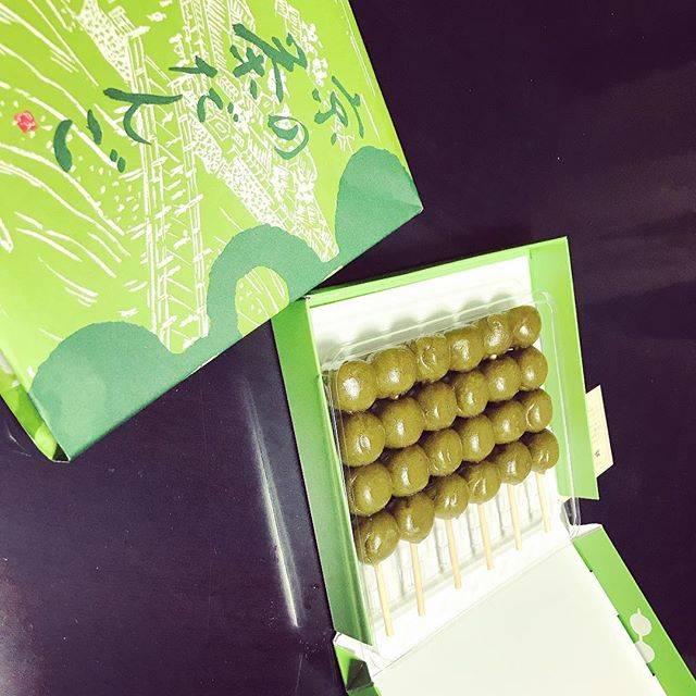 "Maui¨̮ on Instagram: ""お土産#京都 #茶だんご🍡 #修学旅行 #おかえり #マイシスター👭"" (88083)"
