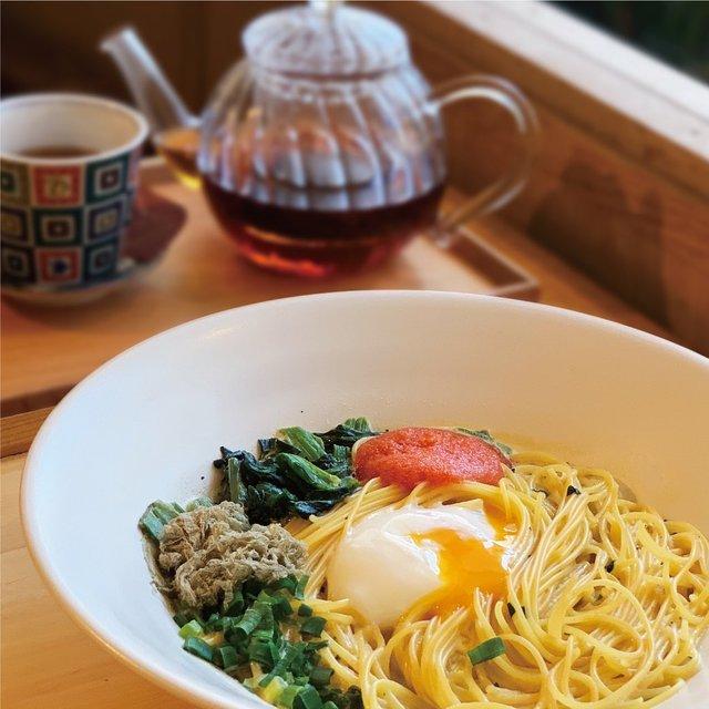 """こなな 「和パスタ」のお店 on Instagram: """"寒い日が続き、東京でも最低気温が0度を下回る日も出てきましたね。  そんなときは『こなな茶』を飲みませんか?  ホットで飲めば、冷えたからだもポカポカになりますよ! 7種のフレーバーからオリジナルで選べるこなな茶。 パスタや甘味とのセットともございます。…"""" (97928)"""