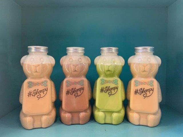 """Shonpy ♡ 原宿店 on Instagram: """"皆様こんにちは❣️ Shonpy原宿店です🧸💕💕 . . 新商品が登場致しました🤤💕 . 北海道の美味しい牛乳を使った ホットドリンク解禁です🌸🌸🌸 種類は ココア、ロイヤルミルクティー、 ほうじ茶ラテ、抹茶ラテの4つです🤤🤤🤤 . . 生クリームも入っていますので…"""" (99337)"""