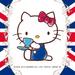 Cafe de Miki with Hello Kitty