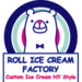 【公式】ロールアイスクリームファクトリー|原宿・表参道|ROLL ICE CREAM FACTORY