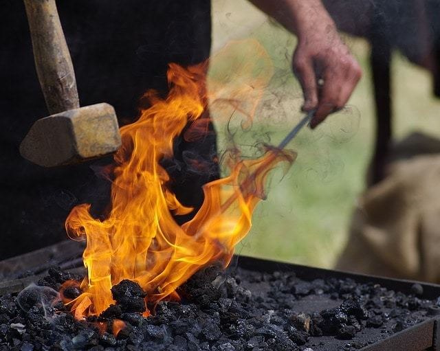 Free photo: Craft, Forge, Work, Village Smithy - Free Image on Pixabay - 1423803 (3823)
