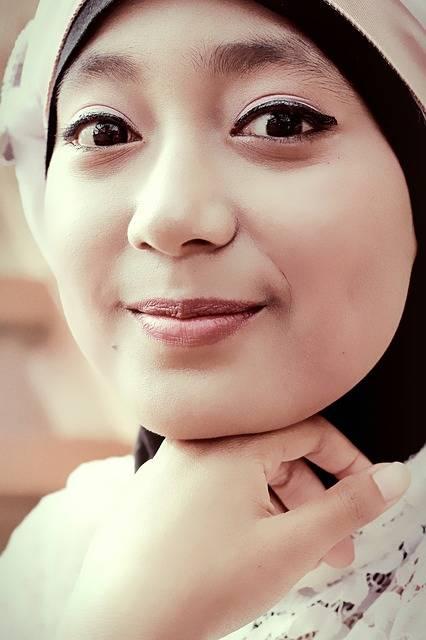Free photo: Girl, Hijab, Smile, Women, Islam - Free Image on Pixabay - 247302 (11474)